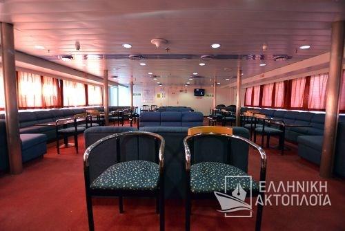 Posidon Hellas - Deck 6 - Lounge
