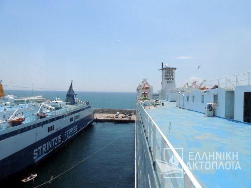 Med Star (ex. Vastervik,Princess T.) - Dry Docking