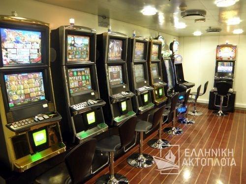 Kydon (ex. Sophocles V.) - Deck 6 - Casino