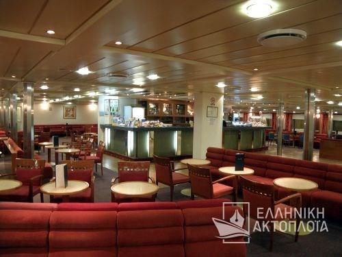 Kydon (ex. Sophocles V.) - Deck 7 - Lounge Distinguished Class