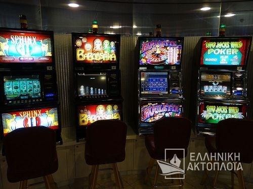 Superfast II - Deck 5 - Casino