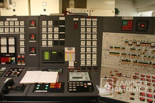 Superfast XII - Engine Room