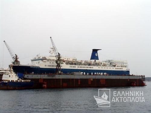 Theofilos - Dry Docking