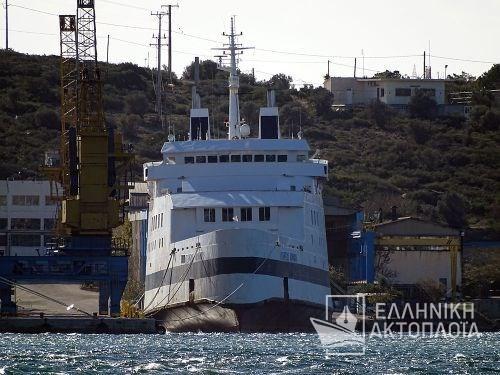 Vitsentzos Kornaros - Dry Docking