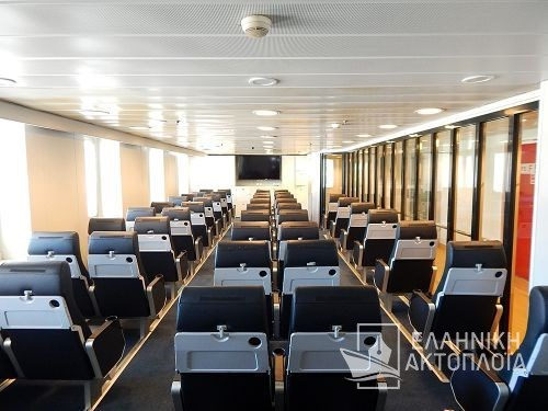 Euroferry Corfu - Deck 7 - Airseats