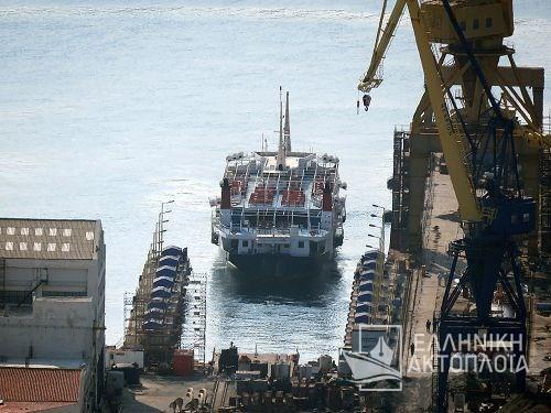 Gramvousa - Dry Docking
