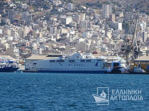 Power Jet (ex.Blue Power) - Dry Docking