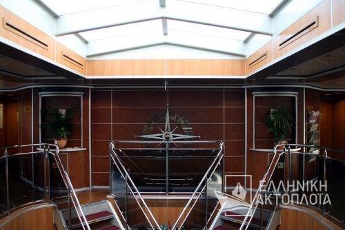 Highspeed 7 (ex. Highspeed 5) - Bridge Deck - VIP Lounge