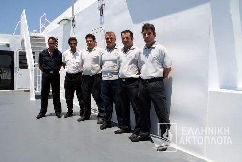 Highspeed 7 (ex. Highspeed 5) - Crew