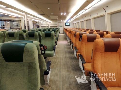 SuperRunner (ex. SpeedRunner IV) - Main Passenger Deck - Central