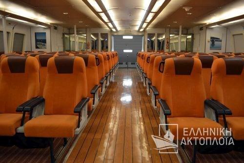 SuperRunner (ex. SpeedRunner IV) - Upper Passenger Deck - EC