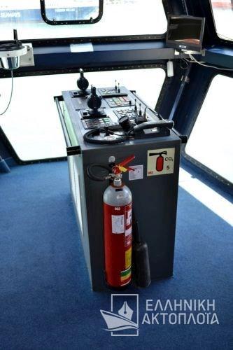 SuperRunner (ex. SpeedRunner IV) - Upper Passenger Deck - Wheel House