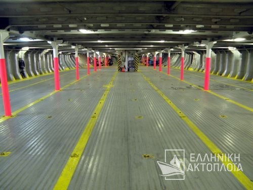 main car deck