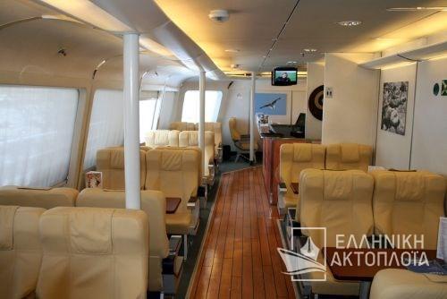 Speedrunner III - Upper Passenger Deck