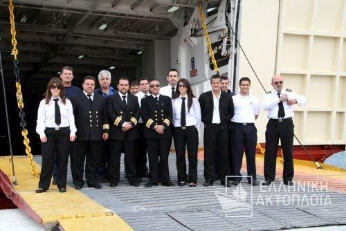 Agios Nektarios Aeginas - Crew