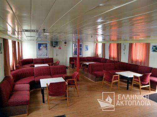 Agios Nektarios Aeginas - Deck 4