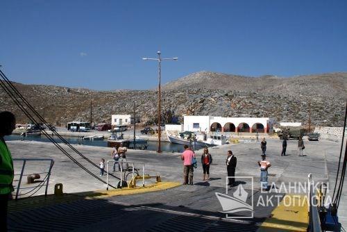 the port of Astypalea