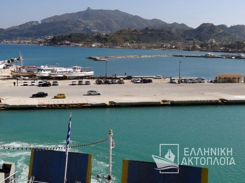 port of Zakynthos