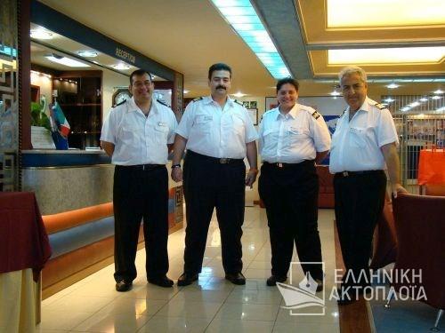 chief purser-economic staff