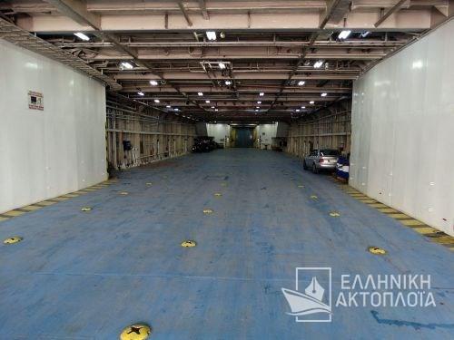 Posidon Hellas - Garage-Embarkation