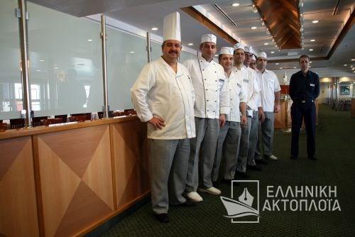 chef-kitchen staff