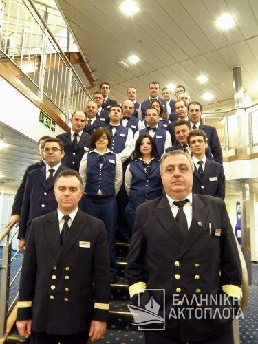 chief steward-assistant chief steward-hotel staff
