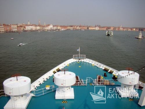 Canale di San Marco -departure