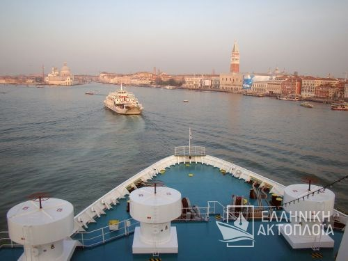 Canale di San Marco-arrival