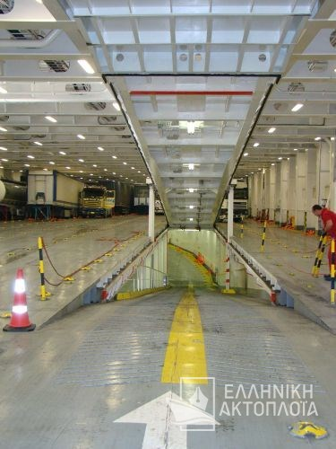 Superfast I - Garage-Embarkation