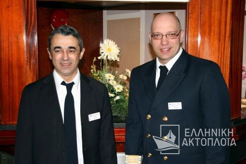 provision master and chief steward