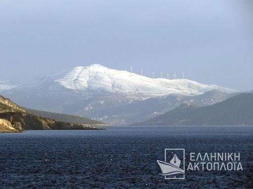 the island of Evia