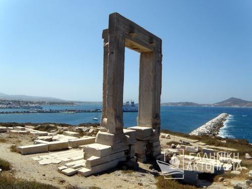 Naxos-Portara