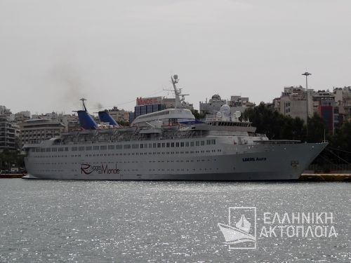 AEGEAN QUEEN (EX.LOUIS AURA,ORIENT QUEEN)