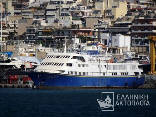 Anna Maru-Dry Docking