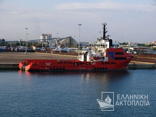 FOREIGN TUGBOATS