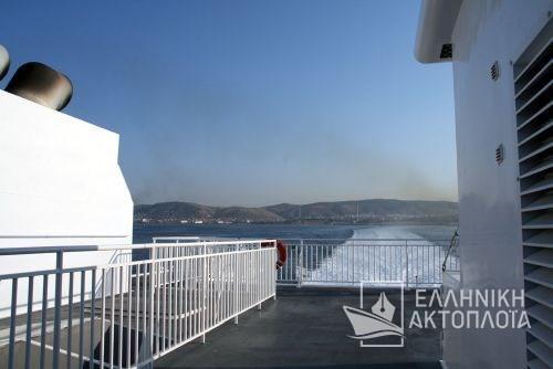 departure from Piraeus