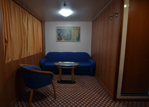 2bed lux cabin