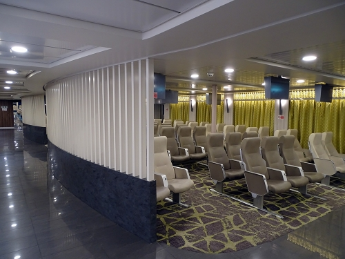 Nissos Samos-Deck 7-Air Seats