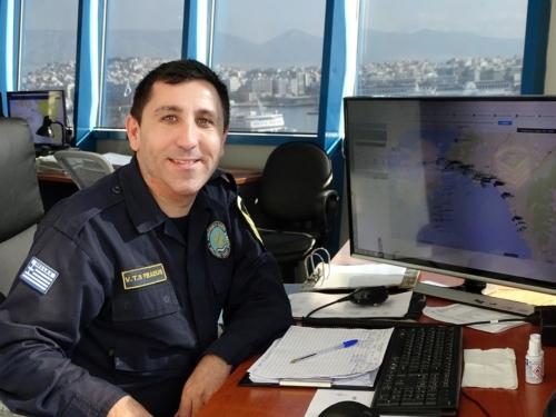 Αρχικελευστής Λ.Σ. κ. Νικόλαος Κατσάνης
