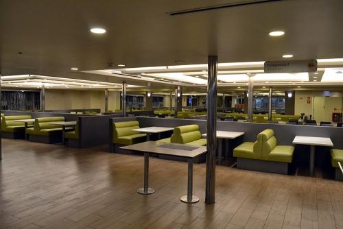 Nissos Samos-Deck 8-Self Service-Restaurant