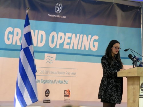 Grand Opening-Neorion Syrou 04/12/2019