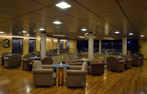 Elyros - Lounge THALASSA (Deck 8)
