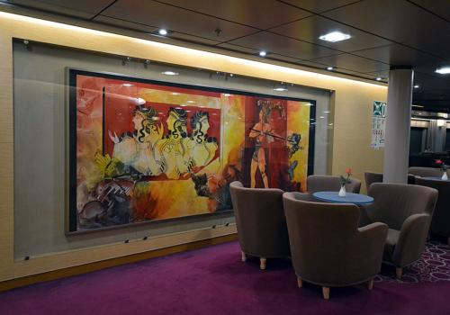 Elyros - Lounge THALASSA (Deck 7)