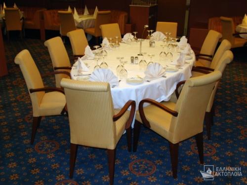 Blue Horizon - Deck 7 - Dining Room