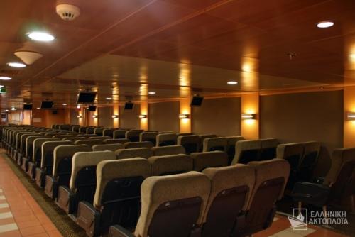 Blue Star Naxos - Deck 6 - Air Seats
