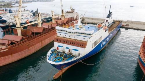 Amal-Dry Docking