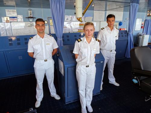 apprentice deck officers