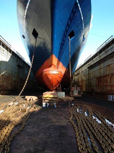 """AQUA JEWEL-Chalkis Shipyard 3/2019"""