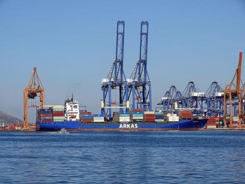 arkas container ship