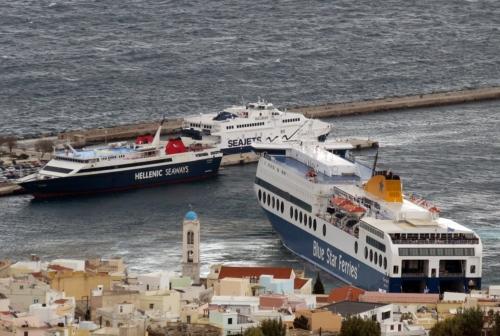 Syros Traffic-09/01/2020
